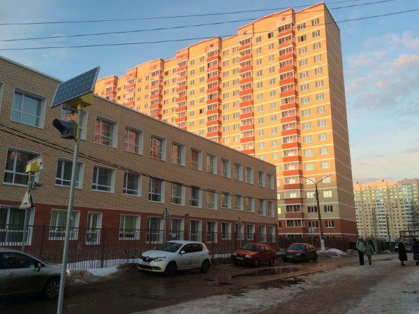 1-я Фотография ЖК «ул. Горького, 18»