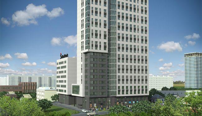 жилой комплекс Парк Резиденс