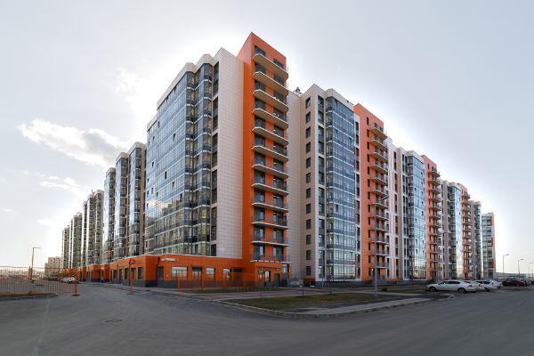 1-я Фотография ЖК «UP-квартал Светлановский»