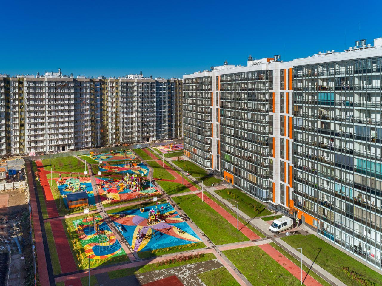 ЖК UP-квартал Светлановский
