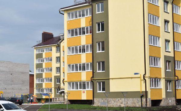 2-я Фотография ЖК «Калинина, 110а»
