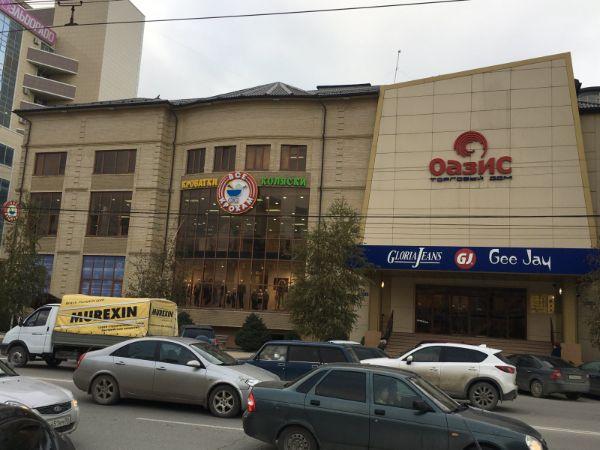 Торговый центр Оазис