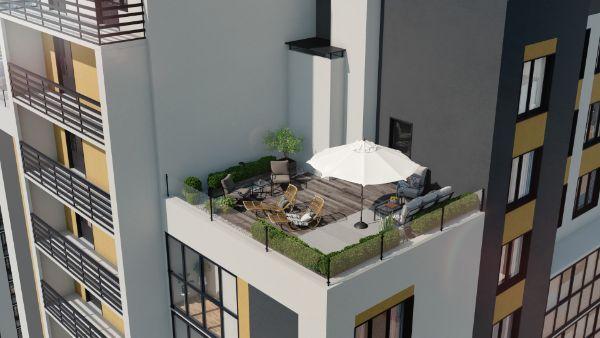 3-я Фотография ЖК «Graff House (Графф Хаус)»