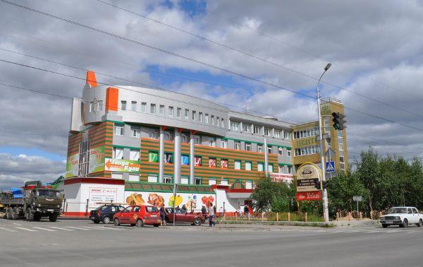 Торговый центр Зайди-купи