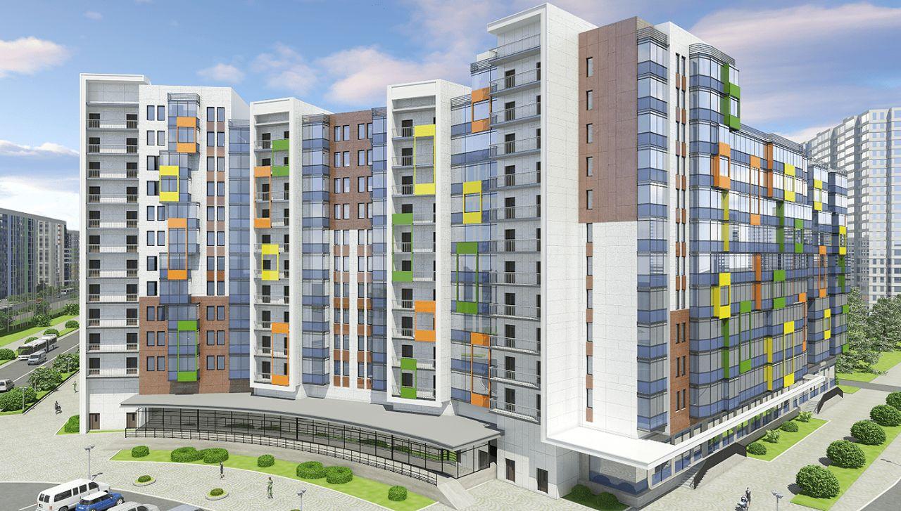 жилой комплекс Вернисаж