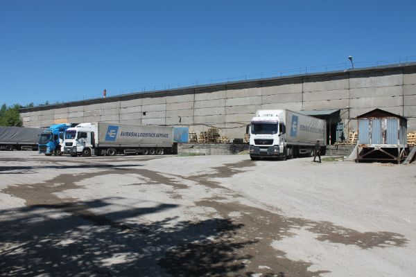 Производственно-складской комплекс на ул. Тэцевская, 279