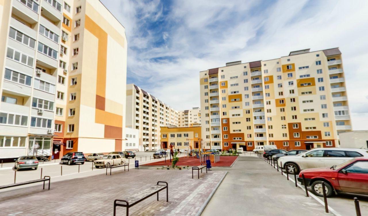 жилой комплекс ул. Орджоникидзе