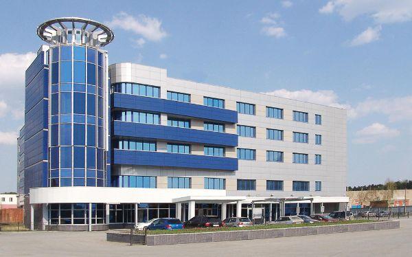 Бизнес-центр Блюхера, 58