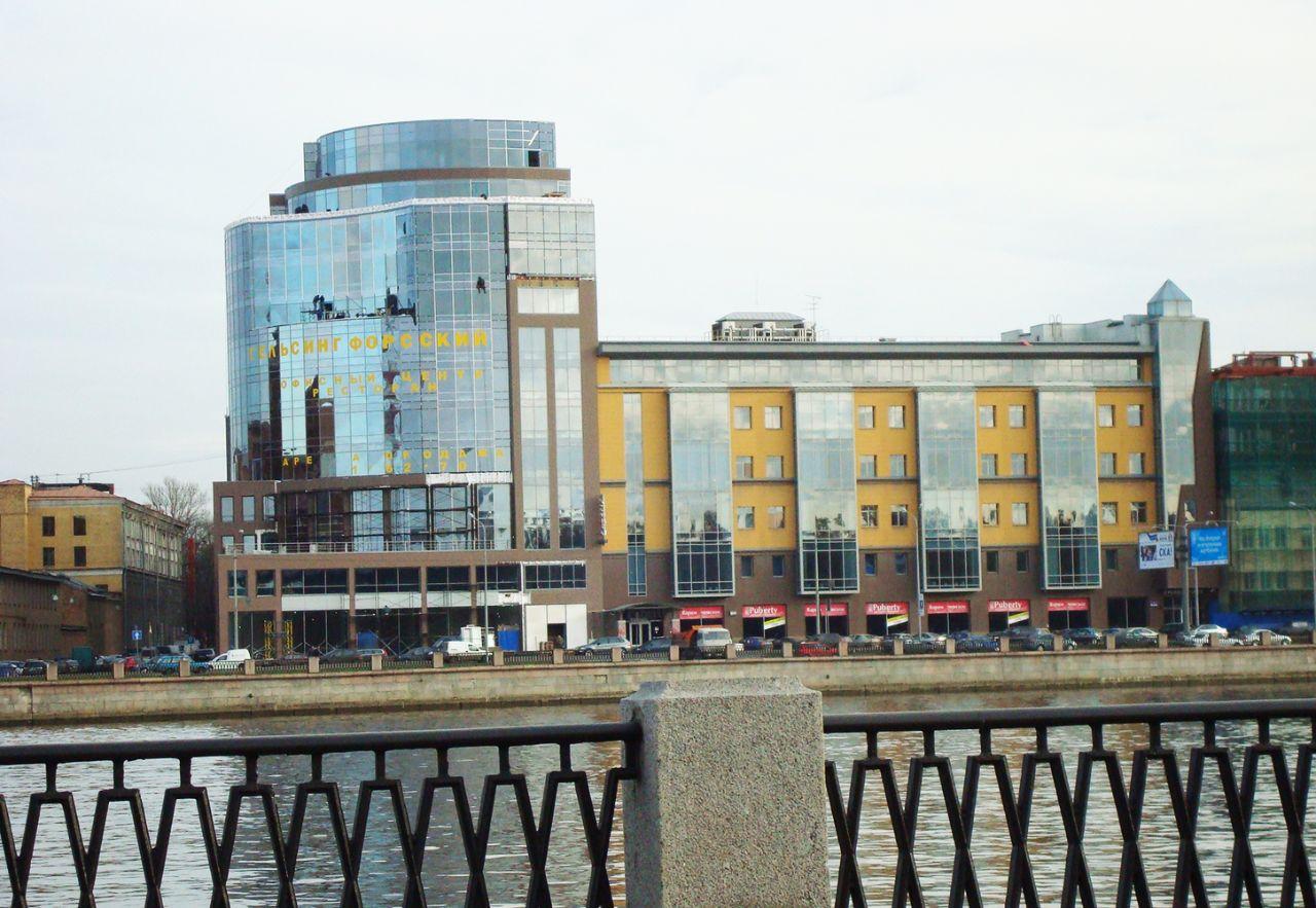 продажа помещений в БЦ Гельсингфорсский