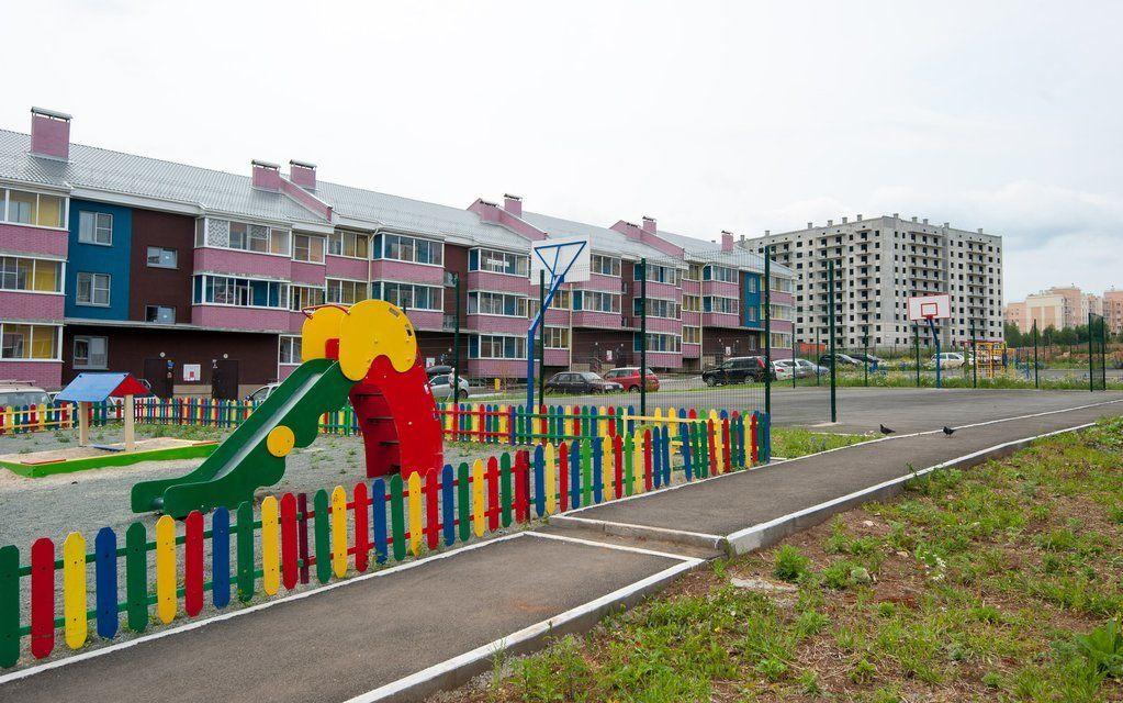 жилой комплекс Просторы