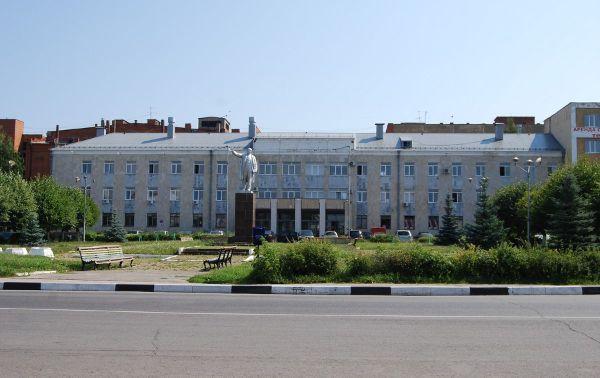Бизнес-центр Волга
