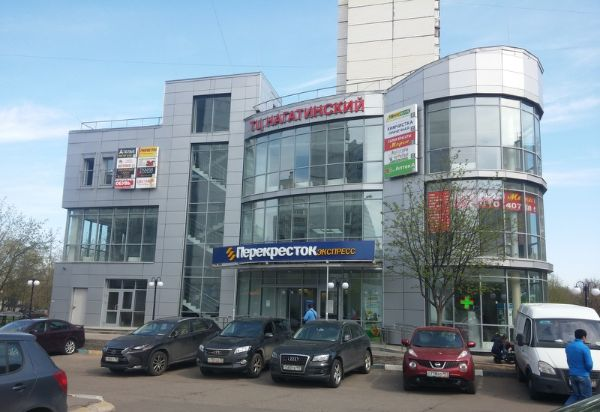 Торговый центр Нагатинский