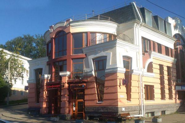 Бизнес-центр на ул. Советская, 2