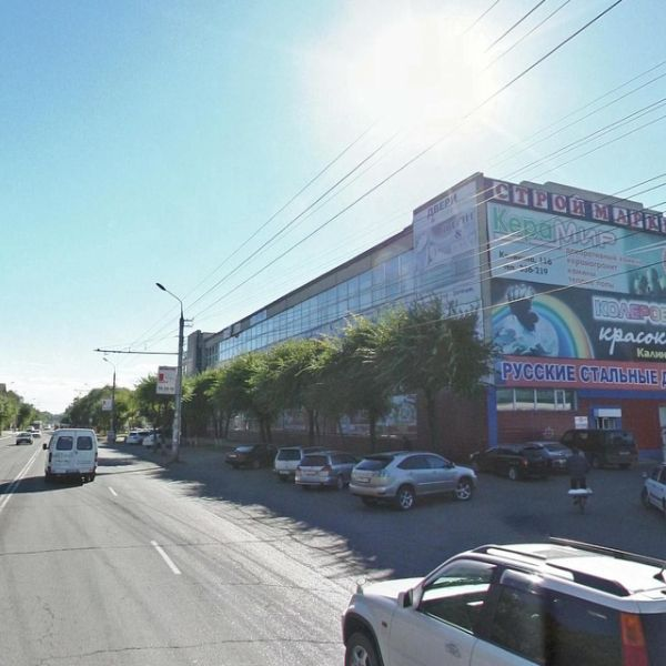 Торгово-офисный комплекс на ул. Калинина, 116