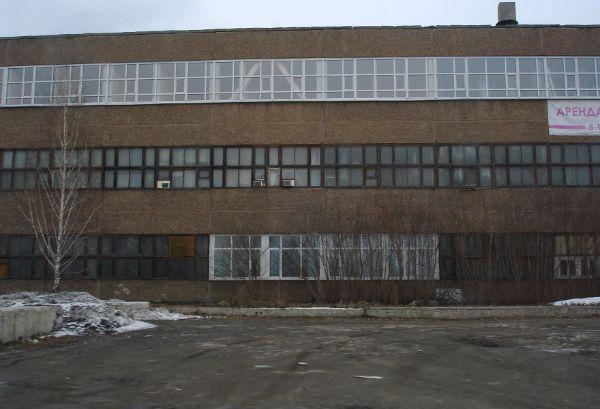 Офисно-производственный комплекс на проспекте Космонавтов, 14