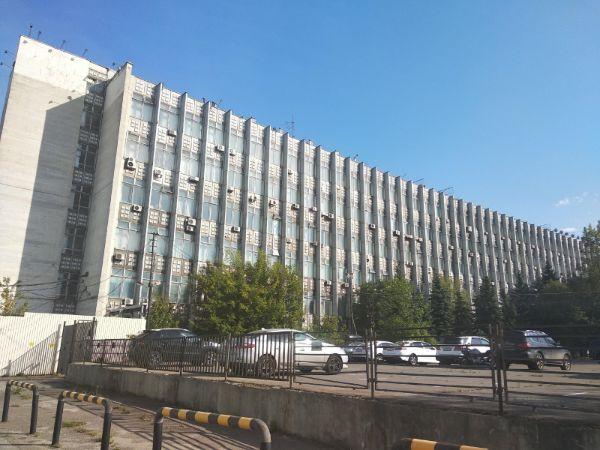 Бизнес-центр на Варшавском шоссе, 125