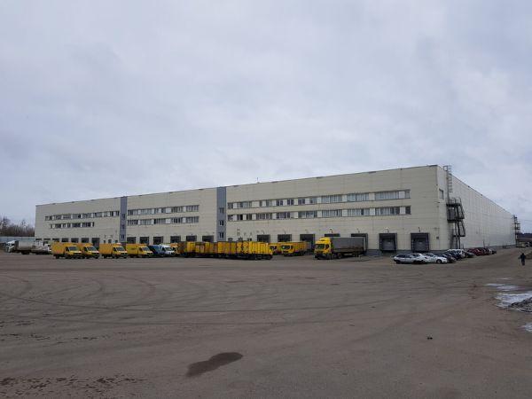 Офисно-складской комплекс ФораФарм