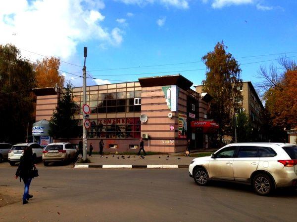 Торговый центр на ул. Черновицкая, 24