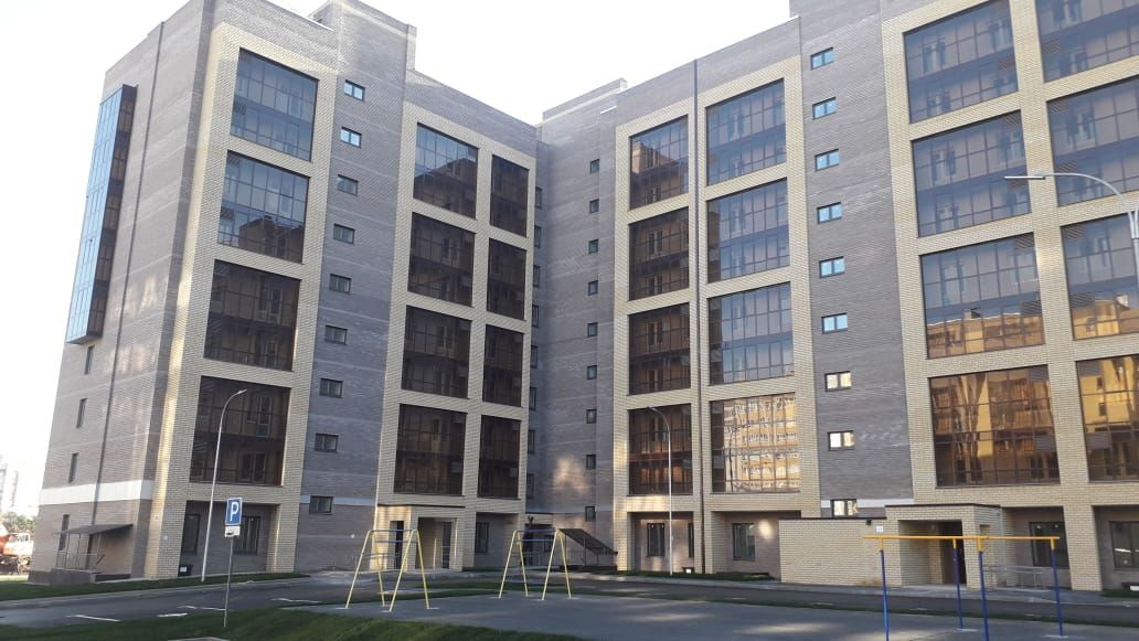 жилой комплекс ул. Серова