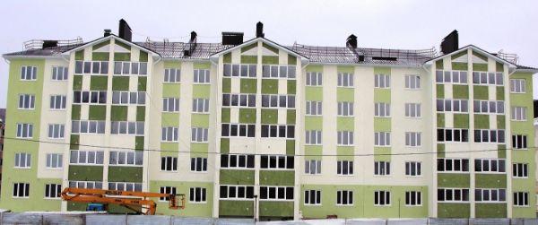 2-я Фотография ЖК «Жилой дом № 6 в МКР-2»