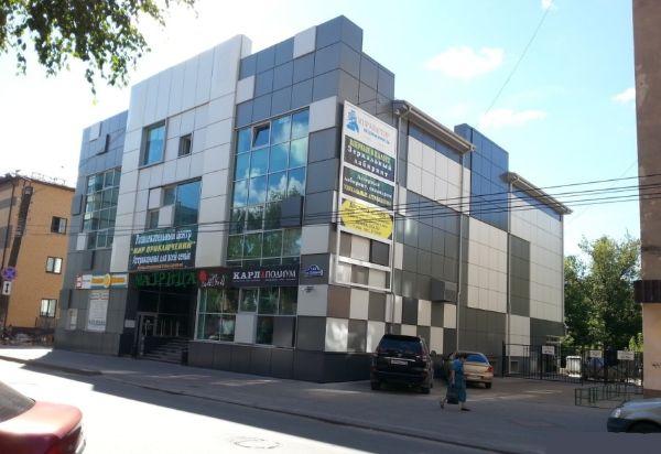 Офисное здание Матрица