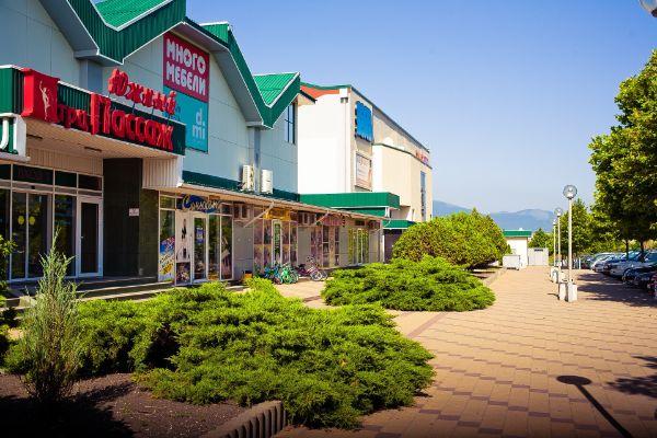 Торгово-развлекательный центр Южный Пассаж