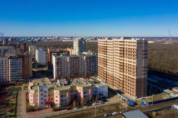 2-я Фотография ЖК «Чкалов»