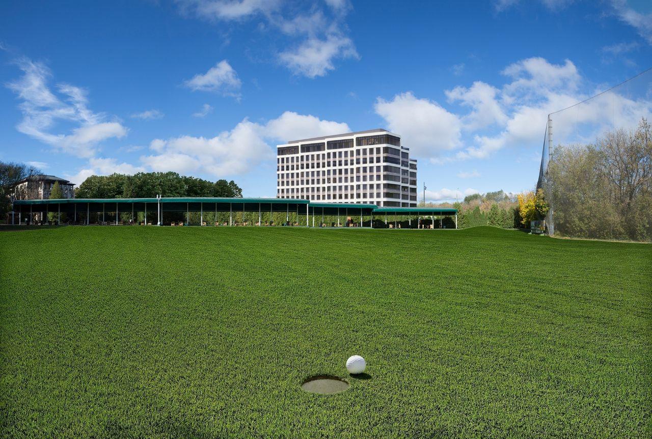 купить квартиру в ЖК Ambassador Golf Club Residence (Амбассадор гольф Клаб Резиденс)