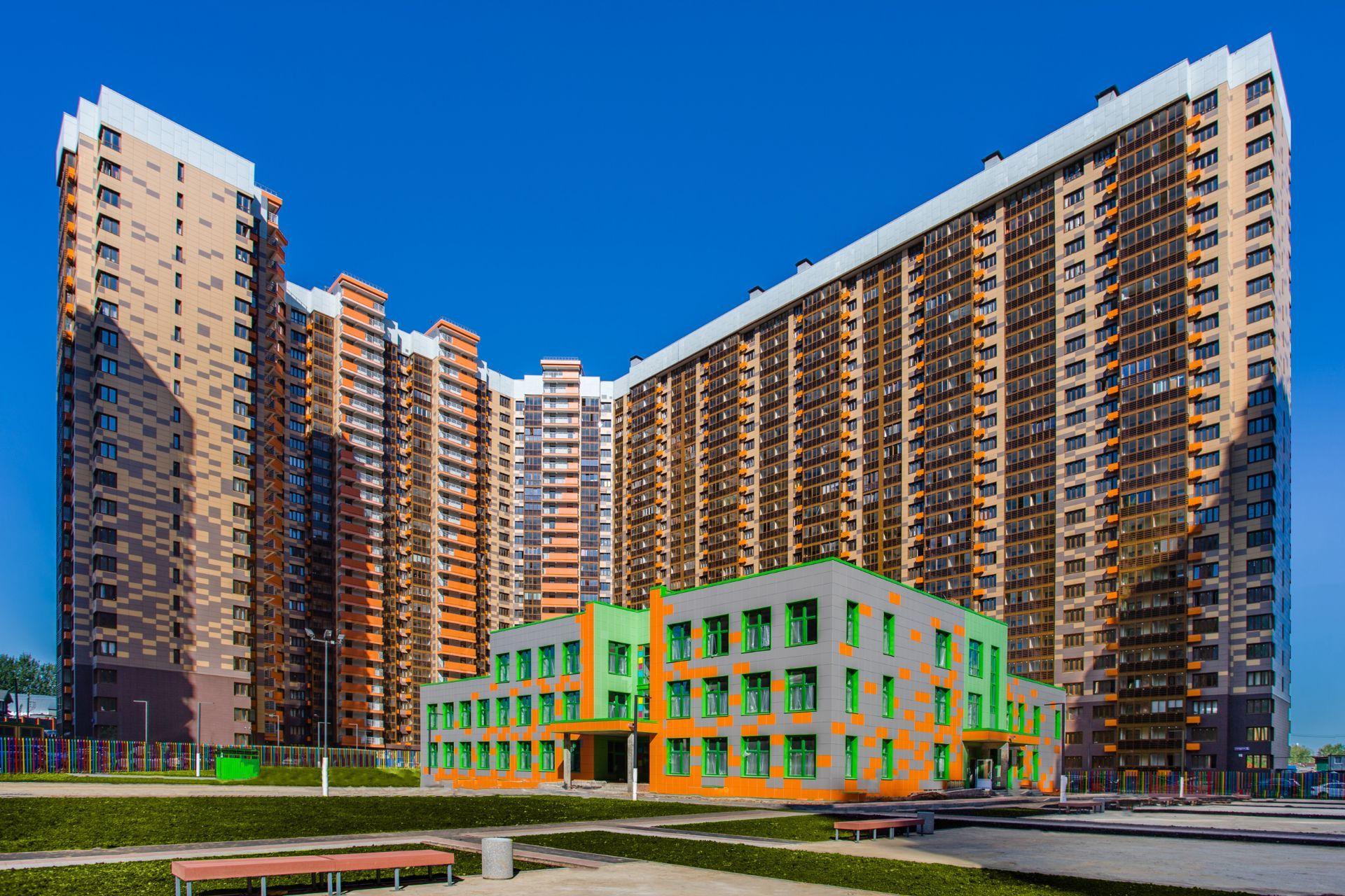 жилой комплекс Сколковский
