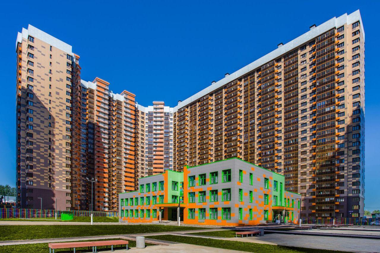 купить квартиру в ЖК Сколковский
