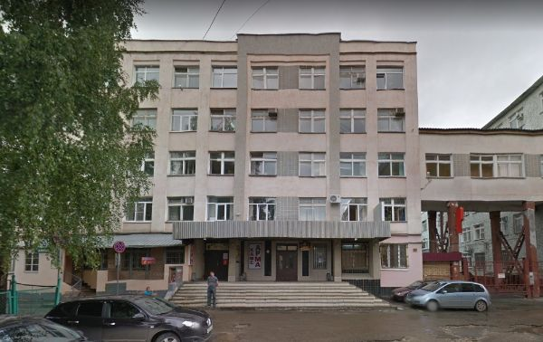 Бизнес-центр на ул. Комсомольская, 125А