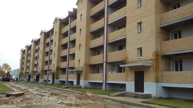 жилой комплекс по ул. Новосеменковская, 31