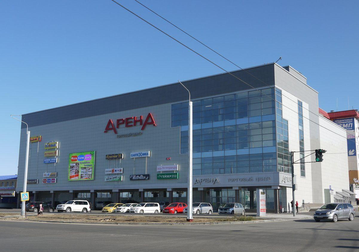 ed006b88528b ТЦ Арена – аренда и продажа торговых помещений в Торговом центре ...