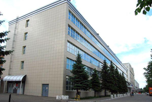 Офисно-производственный комплекс на проспекте Ивана Яковлева, 5