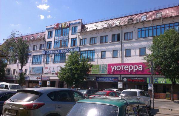 Торгово-офисный комплекс Сити