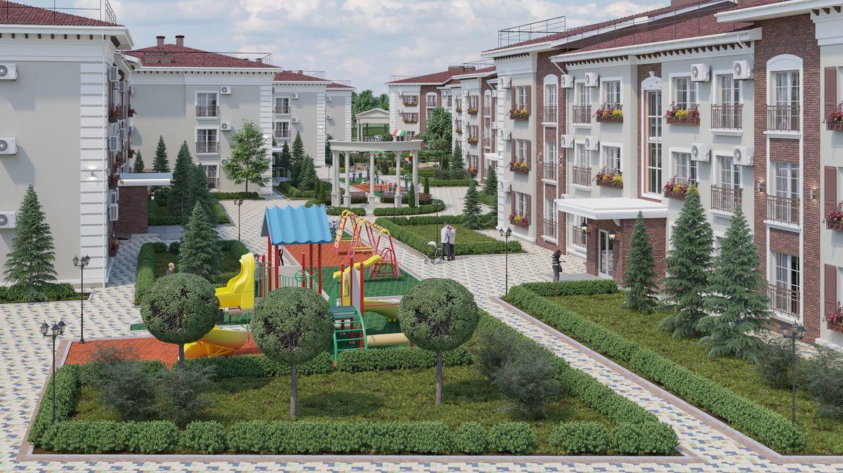 купить квартиру в ЖК Гарантия в Немецкой Деревне