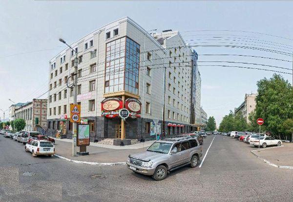 Офисно-гостиничный комплекс Монблан
