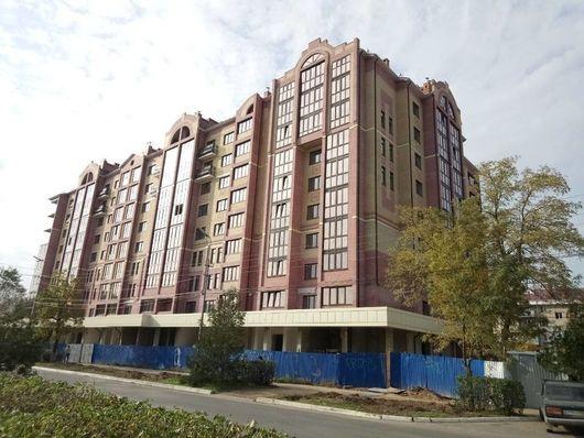 жилой комплекс По ул.Номто Очирова 8