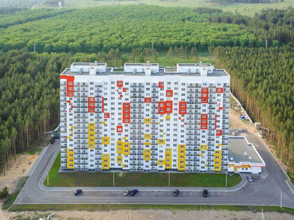 1-я Фотография ЖК «Аленовский парк»