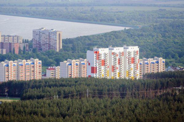 3-я Фотография ЖК «Аленовский парк»