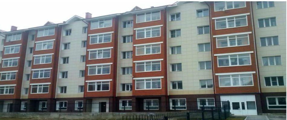 жилой комплекс ул. Ломоносова, 32