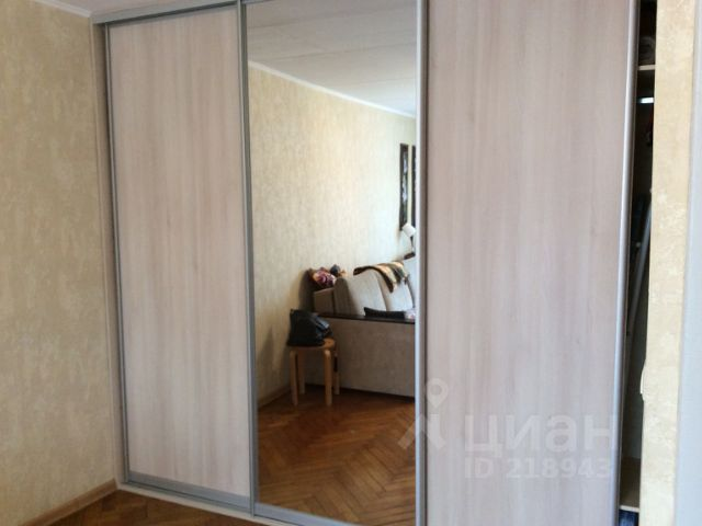 Продается однокомнатная квартира за 4 100 000 рублей. Московская обл, г Лобня, ул Ленина, д 31.