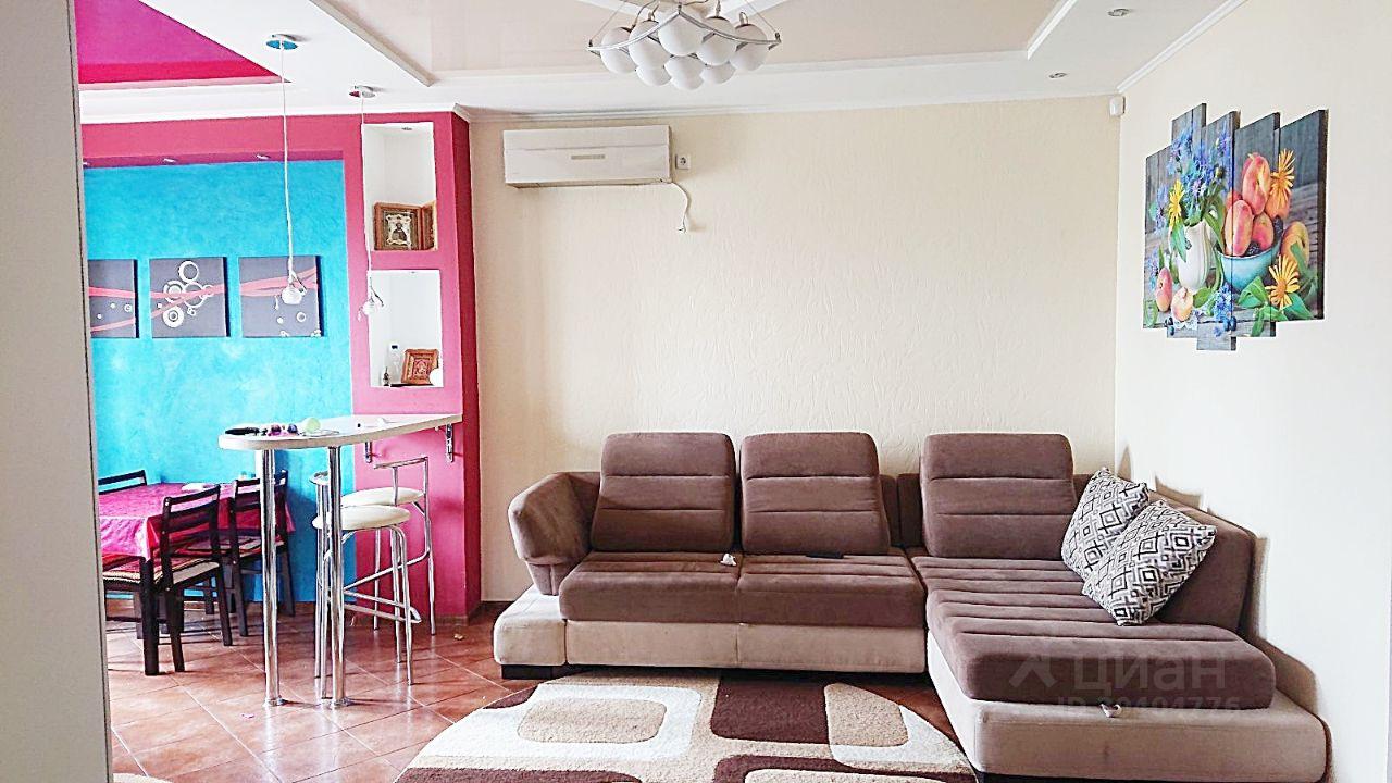 Купить трехкомнатную квартиру 92м² ул. Володарского, 7, Ялта, Крым респ. - база ЦИАН, объявление 242719935