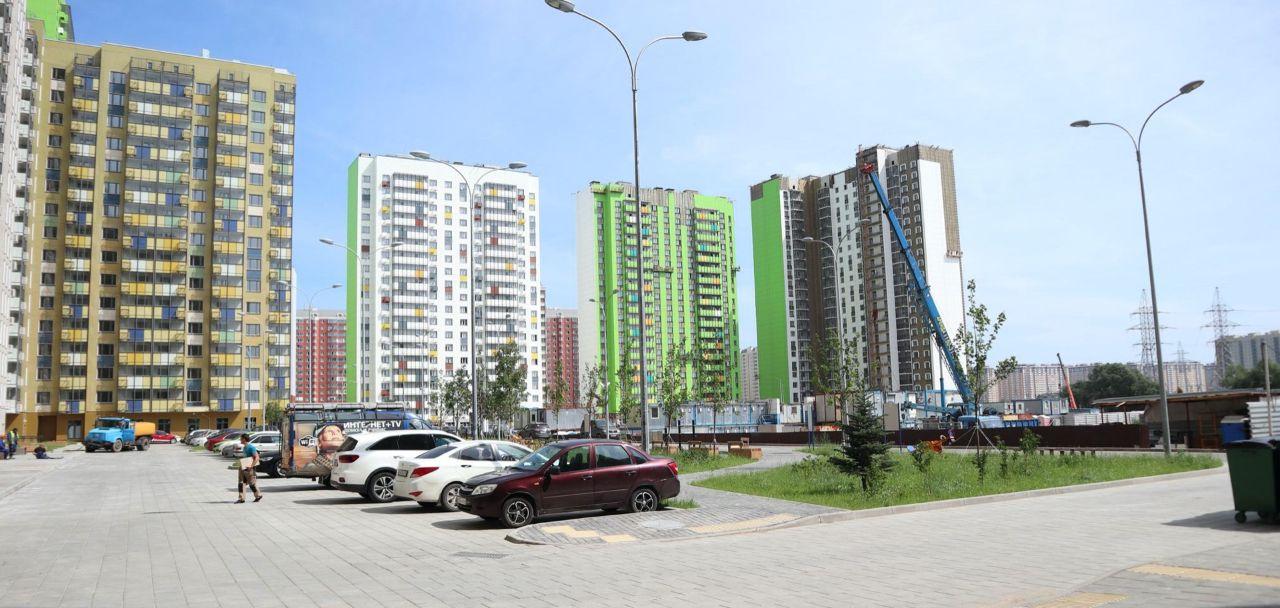 жилой комплекс В Некрасовке-2 (1 очередь)