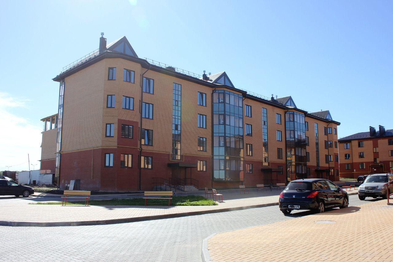 купить квартиру в ЖК Росинка
