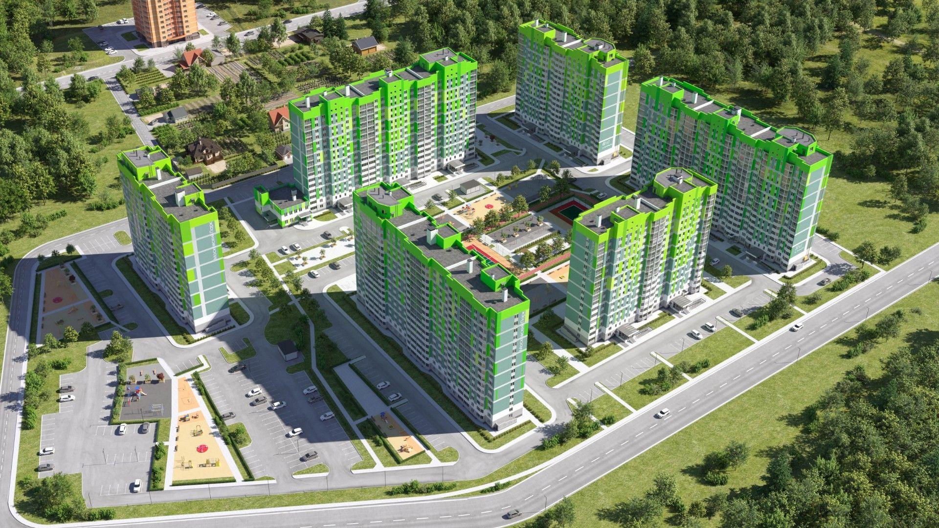 продажа квартир Московский парк