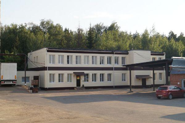 Производственно-складской комплекс Лесная 7