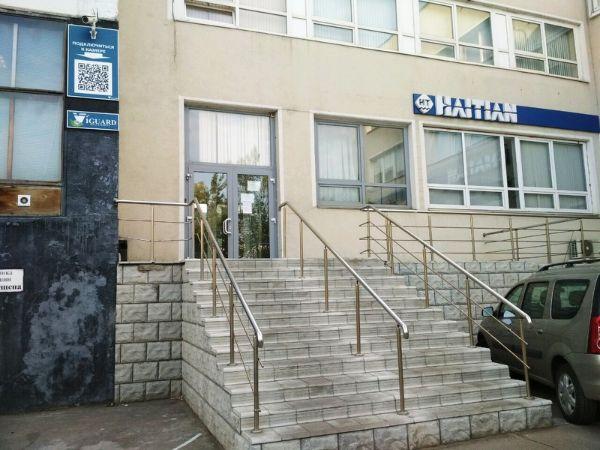 Офисное здание на Волоколамском шоссе, 116с4