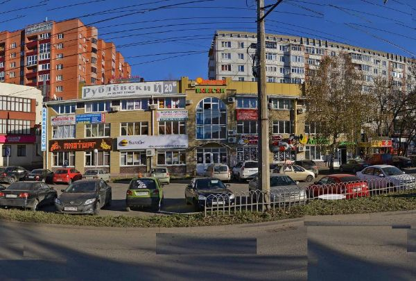 Торгово-офисный комплекс Рублевский