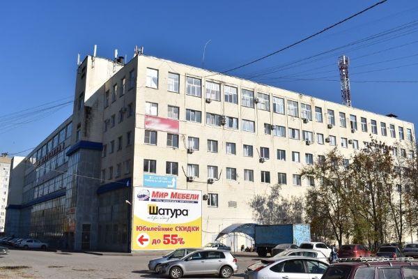 Торгово-офисный комплекс в переулке Пестеля, 38